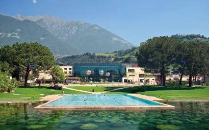 Relaxen in der THERME MERAN