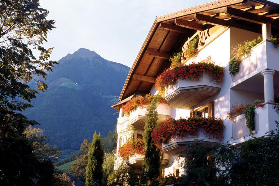 Der Sittnerhof In Bildern Hotel Sittnerhof Meran Sudtirol
